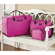 3 pc Personalized Luggage Set