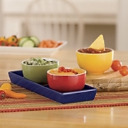 4 pc mini dipping set