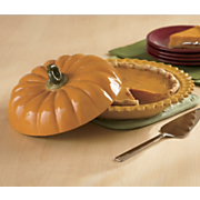 Pumpkin Pie Dish