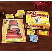 Bass Ackwards Board Game