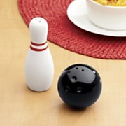 Tribute To Bowling Salt And Pepper Set