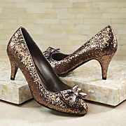 Glitter Pump By Midnight Velvet