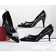 Triple Bow Pump By Midnight Velvet