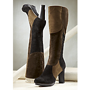 Patchwork Boot By Midnight Velvet