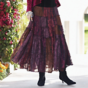 Plus-Size Skirt