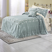 rose voile bedding