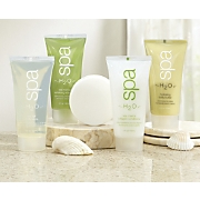 h2o soothing spa luxuries bath set