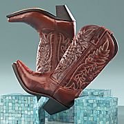 madison cowgirl boot by laredo