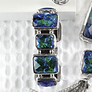 cool colors bracelet