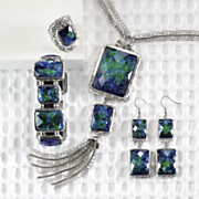 cool colors jewelry