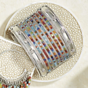 fiesta multicolor bangle