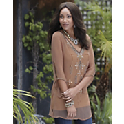 copper beaded kurta 41