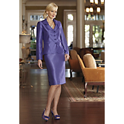 first lady skirt suit