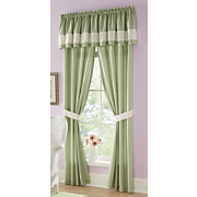 Spring Melody Window Treatment