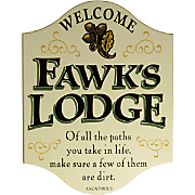 Sign Lodge