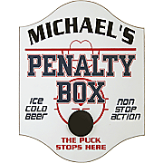 Sign Penalty Box