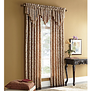 Vintage Scroll Window Treatments