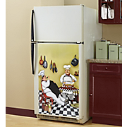 Lazy Chefs Magnetic Refrigerator Cover