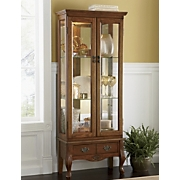 Lit Double door Curio