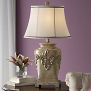 Isabel Pedestal Base Lamp