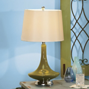 Green Table Lamp A