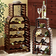 Set Of 2 Wine Holders