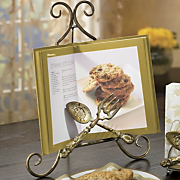 Flatware Cookbook Holder