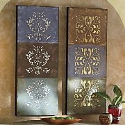 Set Of 2 Elmira Wall Panels