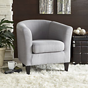 Greystoke Woven Club Chair