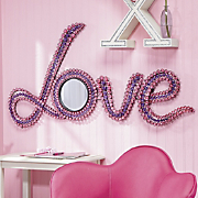 Sparkling Love Wall Art