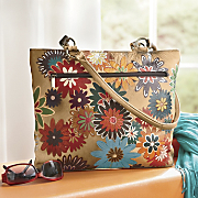 Autumn Floral Bag
