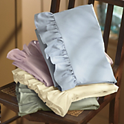 Ruffled Microfiber Sheets