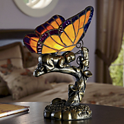 Wings Of A Dream Butterfly Lamp