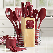 25 piece Cutlery and Utensil Set 1