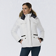 Annette Hooded Parka