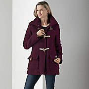 Shauna Wool blend Toggle Coat