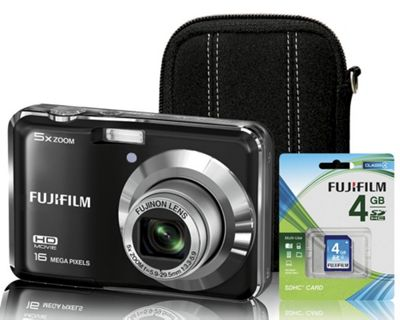 16mp Camera Bundle By Fujifilm