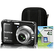 16 MP Camera Bundle by Fujifilm