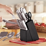 18 pc Ginsu Knife Set