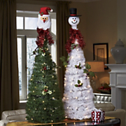 Holiday Fun Lighted Pop up Tree