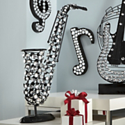 Giant Steps Saxophone Decor