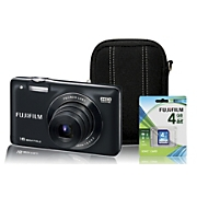 16 Mp Digital Camera Bundle By Fujifilm