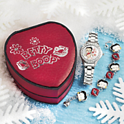 Betty Boop Watch And Bracelet Set X