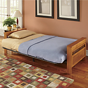 Storage arm Futon and Mattress z