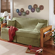 Buy Both Storage arm Futon and Mattress