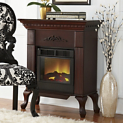 Queen Anne Fireplace
