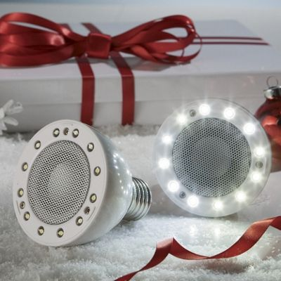 Add On Light Bulb Speaker