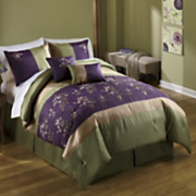 arles bedding set pillows window treatments