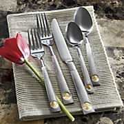 20 piece Aurulent Flatware Set