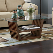 Essence Solid Wood Coffee Table